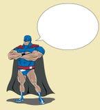 Супергерой Стоковые Фото