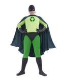 Супергерой Eco Стоковые Изображения