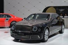 Суперкар версии Bentley Mulsanne возвышенный Стоковые Фото