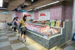 Супермаркет вкуса стоковое изображение rf