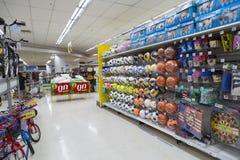 Супермаркет лотоса Tesco Стоковые Изображения