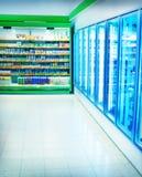 супермаркет Стоковая Фотография RF