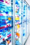 супермаркет Стоковое Изображение RF