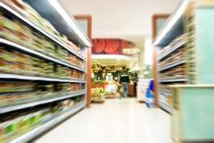 супермаркет стоковые фотографии rf