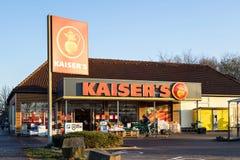 Супермаркет Kaiser's Стоковое Фото