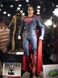 Супермен 2015 ДУШИ ИГРУШКИ Стоковое Изображение RF