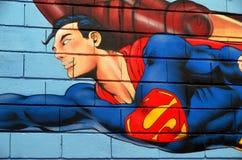 супермен Стоковые Фото