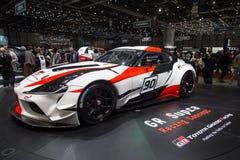 Супер автомобиль концепции спорт стоковое изображение rf