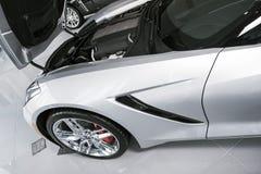 Супер автомобиль для продажи Стоковые Фото