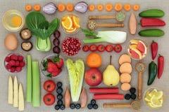Супер еда для потери веса Стоковые Фото