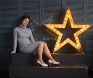 Супер звезда стоковые фото