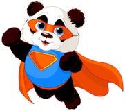 Супер панда бесплатная иллюстрация