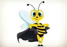 Супер пчела Стоковое Изображение RF