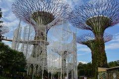 Супер сад дерева Стоковые Фото