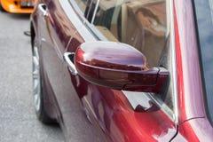 Супер спортивные машины Маранелло Италия Стоковое Изображение RF