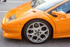 Супер спортивные машины Маранелло Италия Стоковые Изображения
