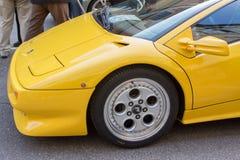 Супер спортивные машины Маранелло Италия Стоковые Фото