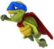супер черепаха иллюстрация вектора