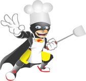 Супер cheff 2 Стоковое фото RF