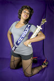 супруга трофея Стоковая Фотография RF
