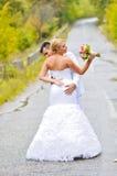 Супруг и жена детенышей Стоковое Изображение
