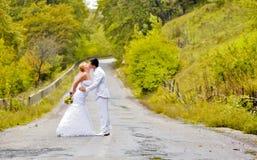 Супруг и жена детенышей Стоковая Фотография RF