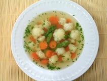 суп бульона Стоковые Фотографии RF