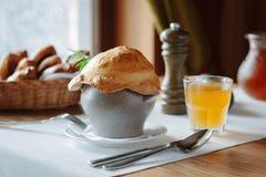 Суп в баке Стоковые Изображения RF