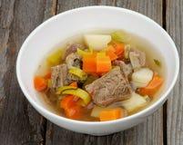 Суп говядины Стоковое Фото