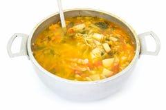 суп голландской печи Стоковое Изображение RF