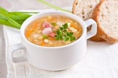 суп гороха Стоковое Изображение RF