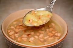 Суп горохов Стоковое Изображение RF
