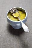 Суп гриба в керамическом tureen Стоковое Изображение RF