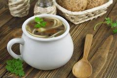 Суп гриба Стоковое фото RF