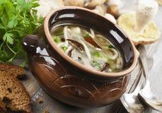 суп гриба Стоковое Фото