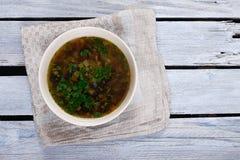 Суп гриба cream стоковые фото