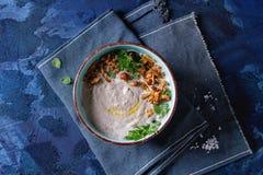 Суп гриба cream Стоковая Фотография RF