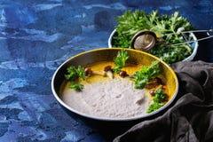 Суп гриба cream Стоковое Фото