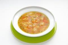 суп диетпитания Стоковые Фотографии RF