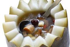 Суп дыни зимы стоковые изображения