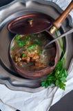 Суп лисички Стоковые Фотографии RF