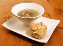 суп капусты бекона Стоковое Изображение RF