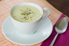 Суп капусты Стоковая Фотография RF