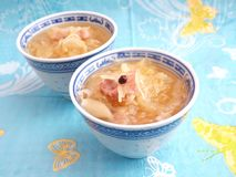 Суп капусты Стоковые Изображения