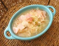 Суп капусты Стоковое Фото