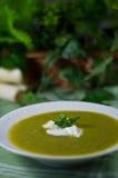 суп картошки лук-порея Стоковые Изображения RF