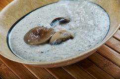 Суп каштана Стоковое Фото
