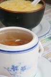 суп китайского мангоа десерта травяного целебный Стоковое Изображение RF