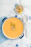 Суп креветки Стоковые Фото