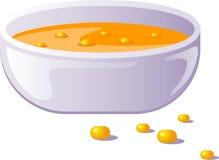 суп мозоли шара бесплатная иллюстрация